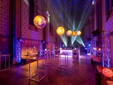 Eventdeco-dekorace na akce- event - světelné dekorace-látkové dekorace-sacre coeur
