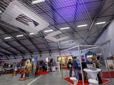 Event Day - adrenalinová expozice | Event Deco