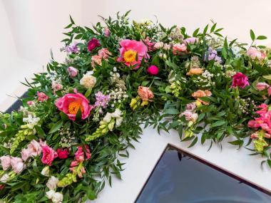 Eventdeco_Martinický palác_dekorace_květinová výzdoba