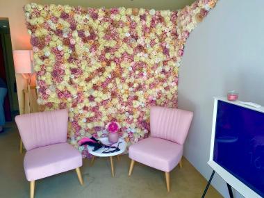 Eventdeco_Samsung_dekorace_květinové dekorace