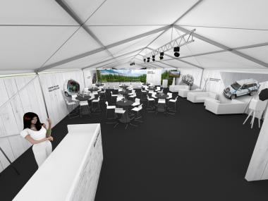 Škoda Kodiaq - návrh a technické zajištění akce | Event Deco